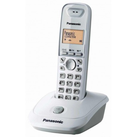 TEL-KX-TG2511PDW Panasonic Telefonas KX-TG2511PDW