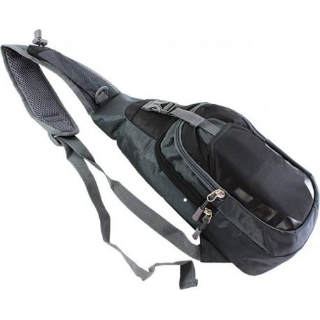 TR13 Plecak na ramię / czarny