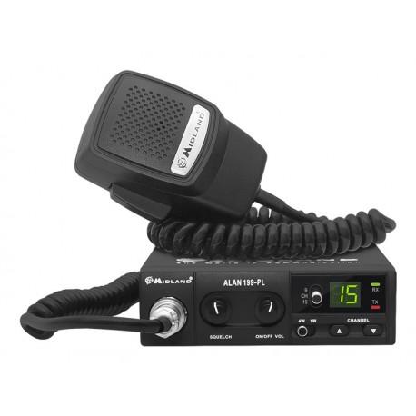 24-199 Radio CB Alan-199A