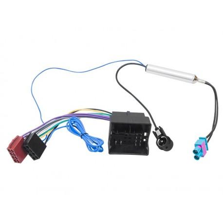 0684 Samochodowe złącze AG2009-ISO +separator double Fakra-ISO