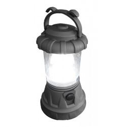 ZD60 Kempingo lempa su juodu kabykla