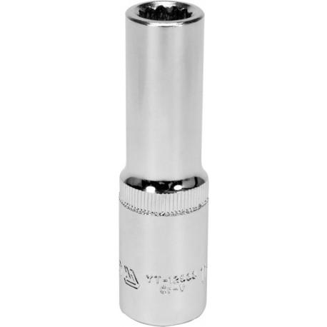 YT-12933 Nasadka 11mm 1/2 cala 12-kątna CV długa
