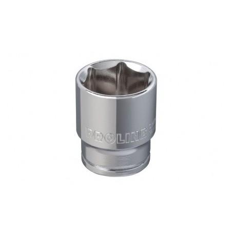 18315 Nasadka 3/8 cala 6 pkt CrV 15mm, L:28mm, Proline
