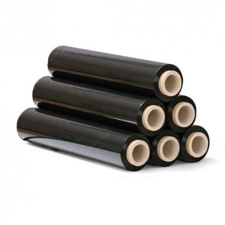 250.007 Folia stretch ręczna 23MY czarna 1,5kg