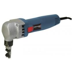 TNB380K Elektryczne nożyce do blachy 380W, 1700/min, 2 noże, kufer