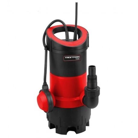TPB750 povandeninis siurblys švariam ir nešvariam vandeniui 750W, 9m / 7m