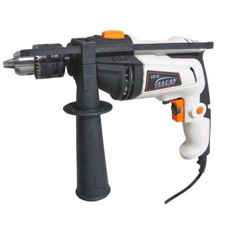 VZW601 Wiertarka udarowa 600W, uchwyt, kluczykowy 13mm, 0-3000 rpm, Concept