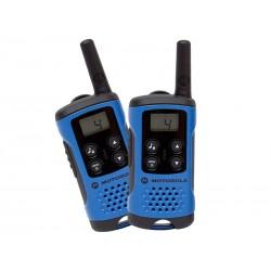 24-909 Radijas PMR Motorola TLKR T41 mėlyna
