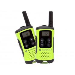 24-910 Radijas PMR Motorola TLKR T41 Žalioji