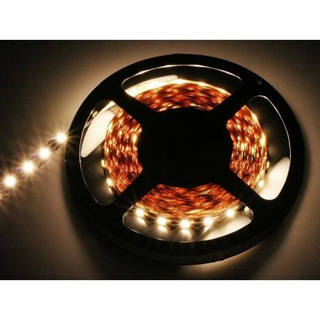 70-855 Taśma LED 24V biały ciepły 5050 5m/300+DC