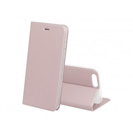 79-527 Etui L iPhone 7 różowe złoto