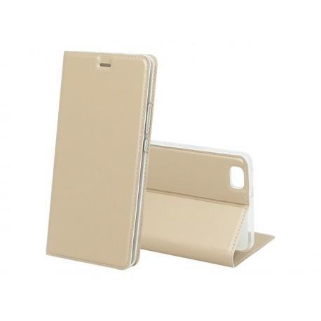 79-507 Etui L Huawei P8 Lite złote
