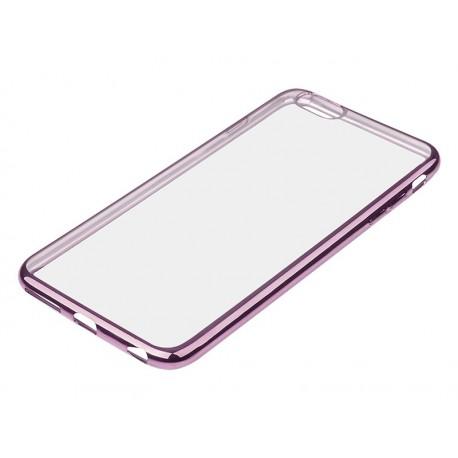 79-610 Etui E iPhone 7 różowe złoto