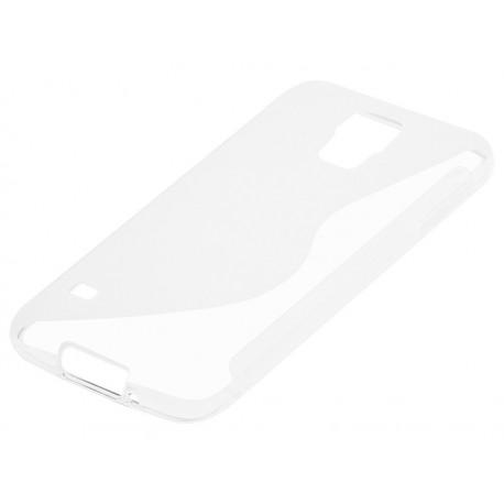 79-326 Etui S Samsung Galaxy S5 przezroczyste
