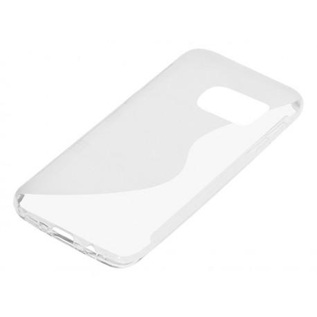 79-328 Etui S Samsung Galaxy S6 Edge przezroczyste