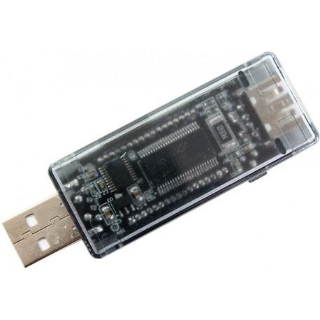 AK306C Miernik woltomierz USB