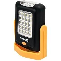 82730 Rankinė sukamoji lempa 20+3 LED