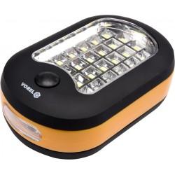 82731 Lampa ręczna 24+3 LED