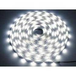 LED apšvietimo rinkinys - RGB 2m juostelės + 5V valdiklis
