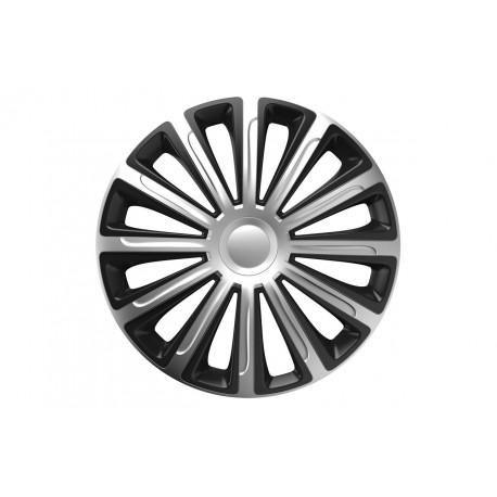 11700 Kołpak Trend czarno-srebrny 13 cali