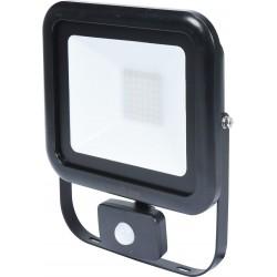 82848 50W SMD LED prožektorius su judesio jutikliu