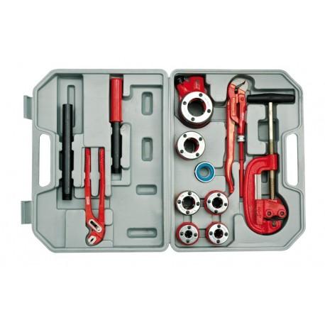 55800 Gwintownica 1/4 cala do 5/4 cala z z zestawem narzędzi hydraulicznych