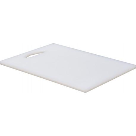 YG-02153 Deska do krojenia 300x220x10mm biała