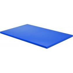 YG-02173 Deska do krojenia 450x300x13mm niebieska