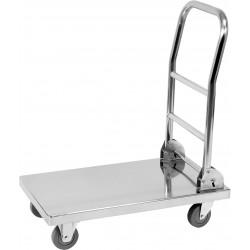YG-09080 Wózek platformowy składany SS