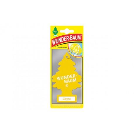 23-010 Zapach samochodowy Wunder Baum - Cytryna