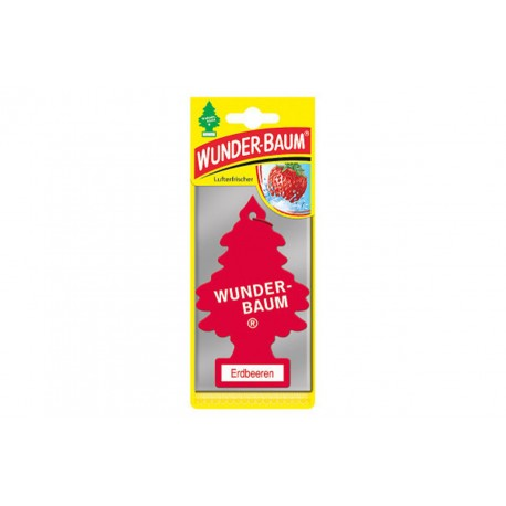 23-012 Zapach samochodowy Wunder Baum - Truskawka