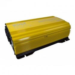 3SIR150012 Srovės keitiklis Sinus-Plus 1500 12V + nuotolinio valdymo pultas
