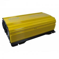 3SIR400012 Srovės keitiklis Sinus-Plus 4000 12V + nuotolinio valdymo pultas