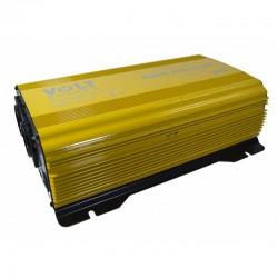 3SIR400024 Srovės keitiklis Sinus-Plus 4000 24V + nuotolinio valdymo pultas