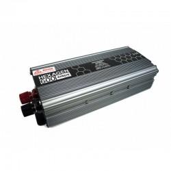 3ZHS060012 Przetwornica Hex-Sinus-600 12V USB