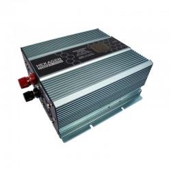 3ZHS200012 Srovės keitiklis Hex-Solar-Sinus-2000 12V LED