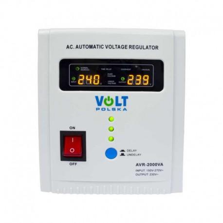 Įtampos stabilizatorius AVR- 2000VA-Volt