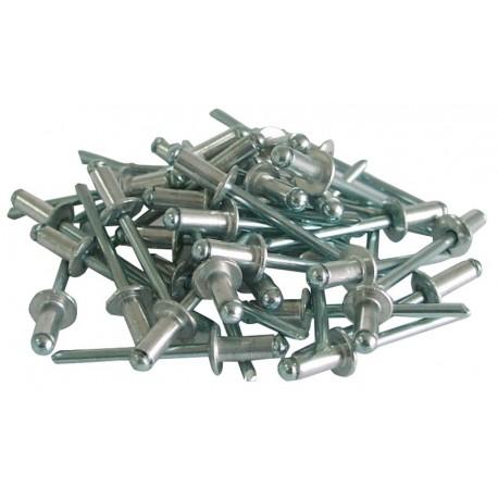 59523 Nit aluminiowy zrywalny 4,8x23mm 50 sztuk, Mega