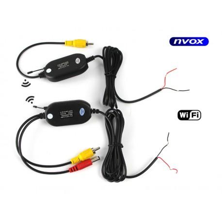 """Belaidis """"Wi-Fi"""" modulis atbulinės eigos kameroms... (NVOX C10WI)"""
