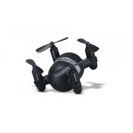 Mini dron X929H (2.4GHz, zasięg 20-30m, żyroskop, zawis, 7.7cm) - Czarny
