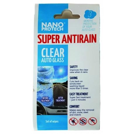 Super AntiRain - niewidzialna wycieraczka do szyb samochodów