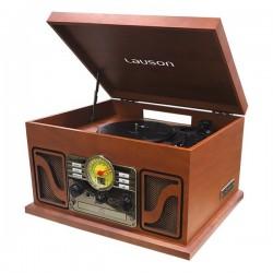 CL 606 Patefonas + Vinilo plokštės Sufler šešėlis Didžiojo kalno Live Lauson