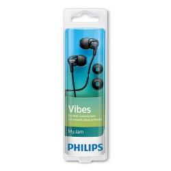 SHE3700BK/00 Philips juodos ausinės