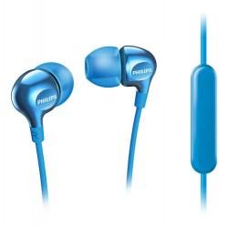 SHB3705LB/00 Šviesiai mėlynos ausinės su mikrofonu