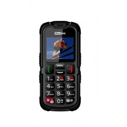 MM 911 Juoda Mobilusis telefonas Maxcom