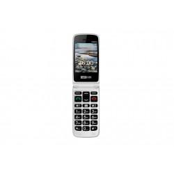 MM824BB Raudona Maxcom Mobilusis telefonas