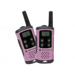 24-915 PMR Radijas Motorola TLKR T41 / Rožinė