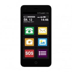 MS 514 Mobilusis telefonas Smartphone 5 colių LTE + Maxcom