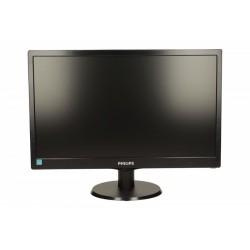193V5LSB2/10 Philips LED monitorius 18.5 Juoda