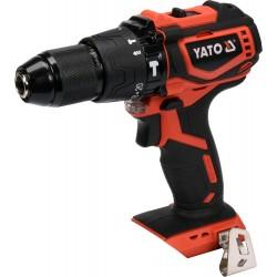 Yt-82797 Brushless 18V Impact Driver Without Battery